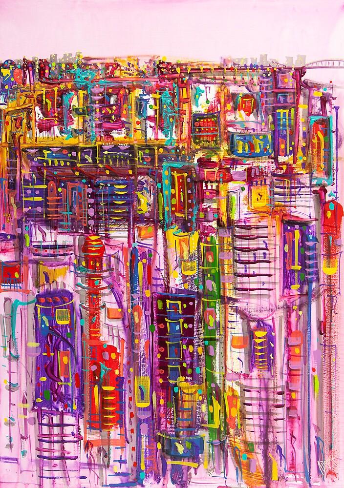 Urban Haze by Adam Bogusz