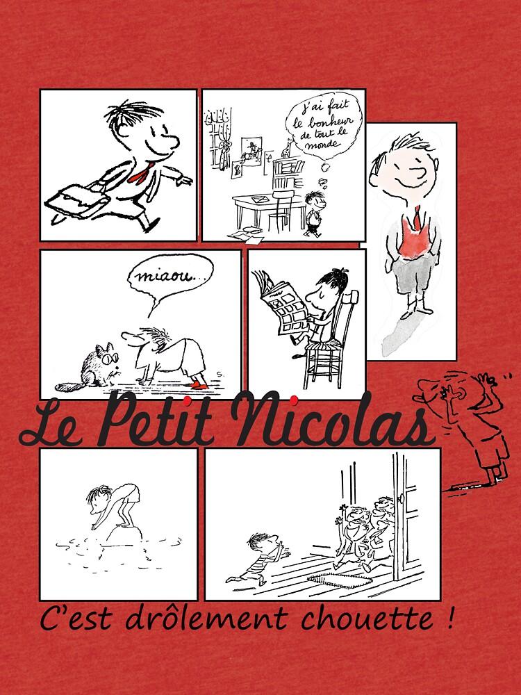 le petit nicolas by geotasi