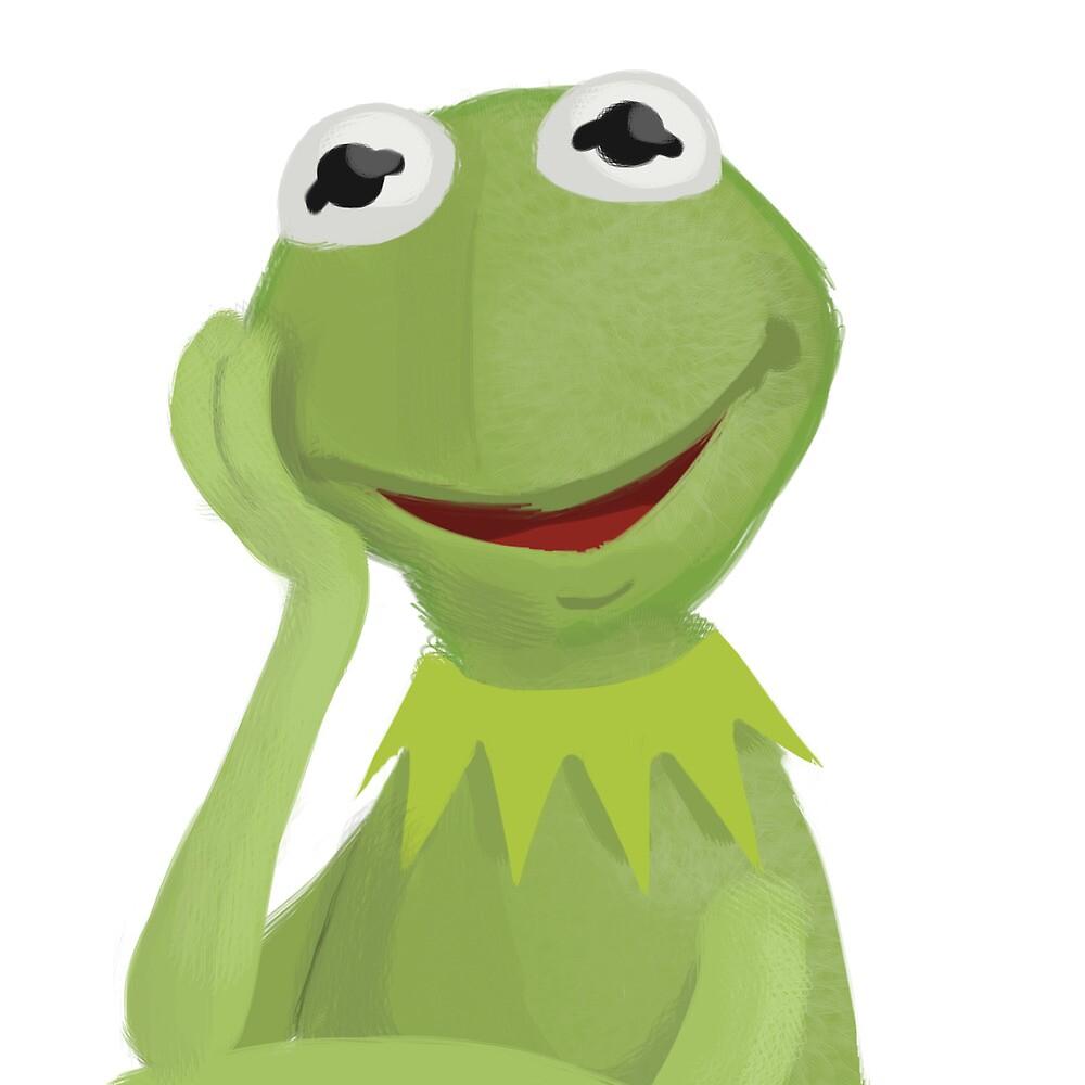 Kermit by Adam Leonhardt