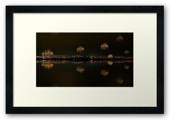 ©HCS The Ships At Night II by OmarHernandez