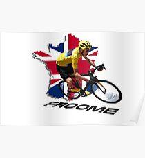 2016 Tour de France Poster
