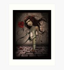 Toy- Broken Doll Art Print