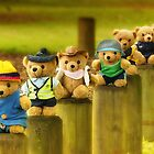 Kevs Teddys 02 by kevin chippindall