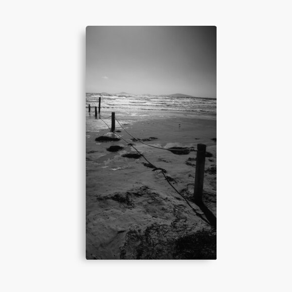 Follow the Rope Canvas Print