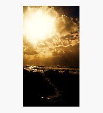 Waves 4 Photographic Print