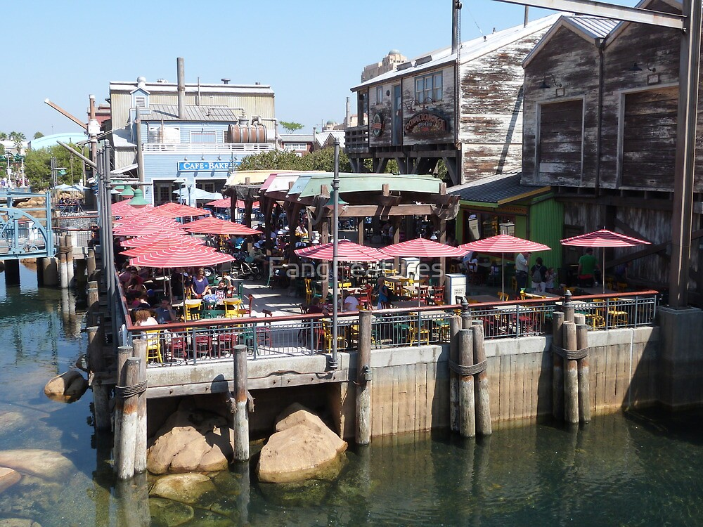 Dockside Eatery by FangFeatures