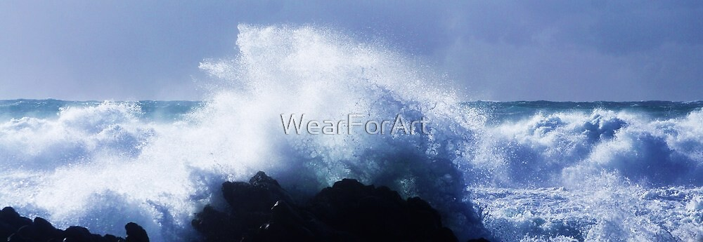 Waves 2 by WearForArt