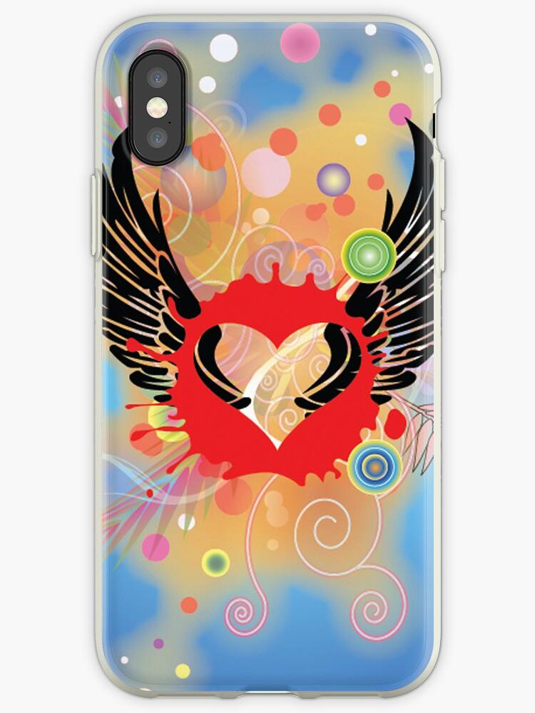 Wings of Love by TransmuteMedia