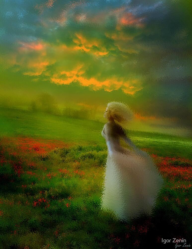 Meadows Spirit by Igor Zenin