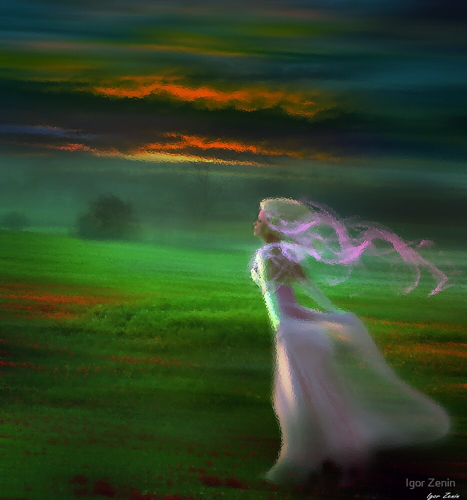 Meadows Spirit 2 by Igor Zenin