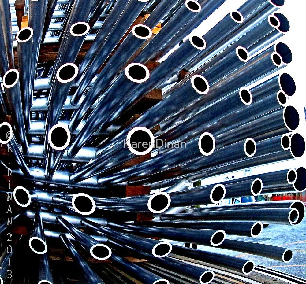 Tubes of Railing               3679 by KarenDinan