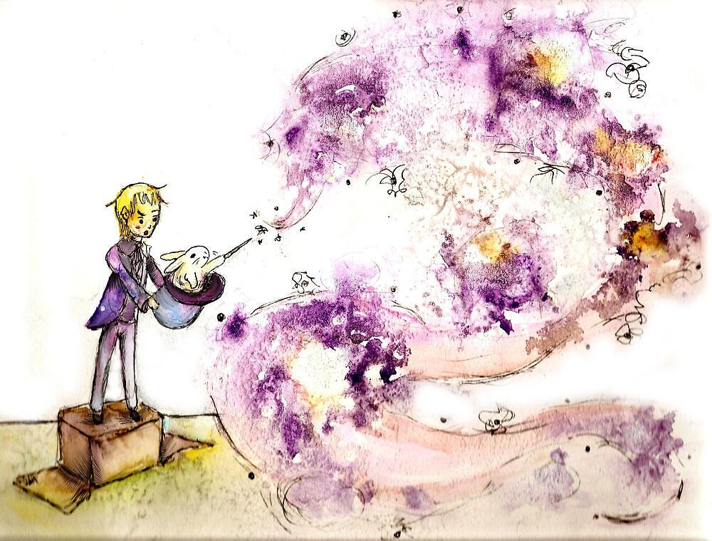 Magiiiiic by Kathryn Griffiths