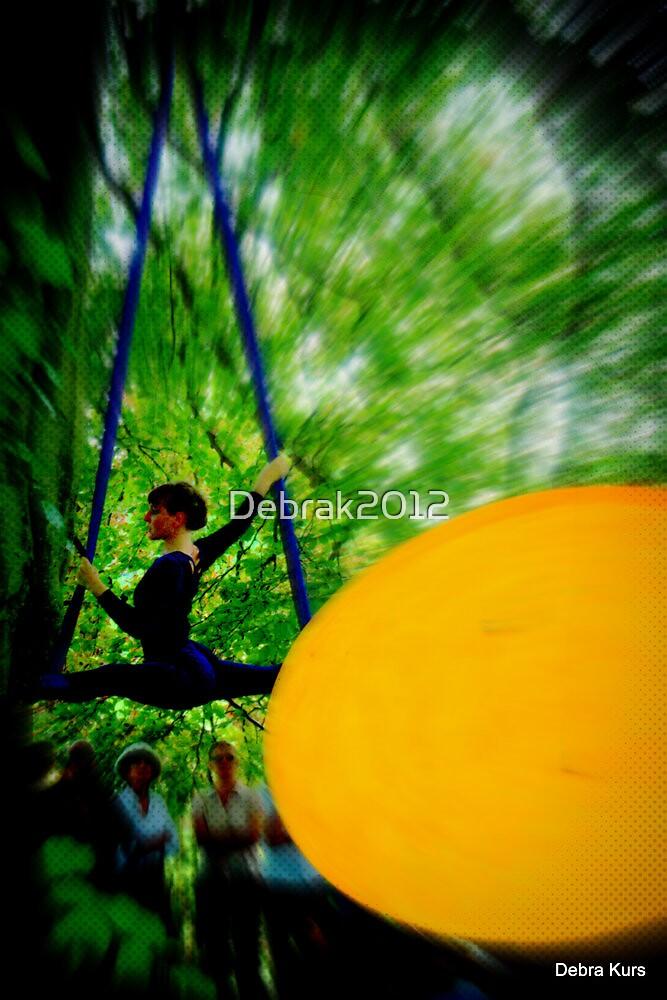 Trapeze artist by Debrak2012