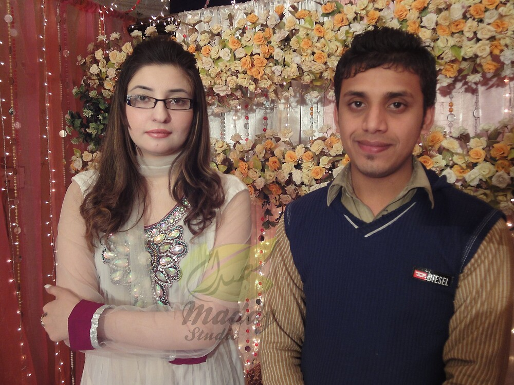 gul panra with kamil khan by maddystudio