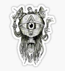 The Eye T-Shirt Sticker