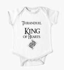 Thranduil King of hearts Kids Clothes