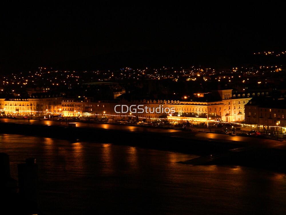 Llandudno At Night 2 by CDGStudios