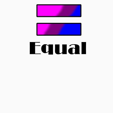 Equal Bisexual Light by DowntonAbi