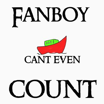 Fanboys cant even count their ships by Andesharnais