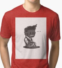 Sit Down, Shut Up Tri-blend T-Shirt
