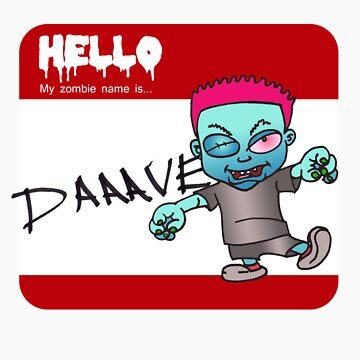 Zombie Dave by innerZ