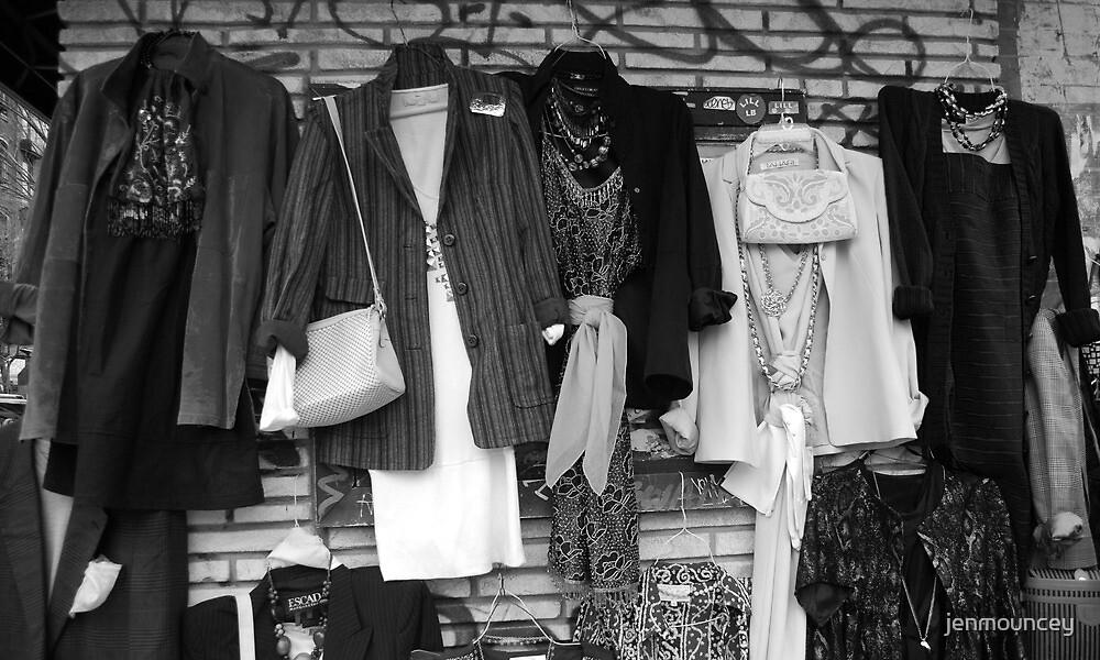 Brooklyn Street Sale by jenmouncey