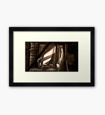 Snape - A View  Framed Print