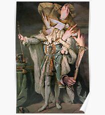 The Fabric Salesman 2. Poster