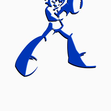 Mega man v2 by D-Vega