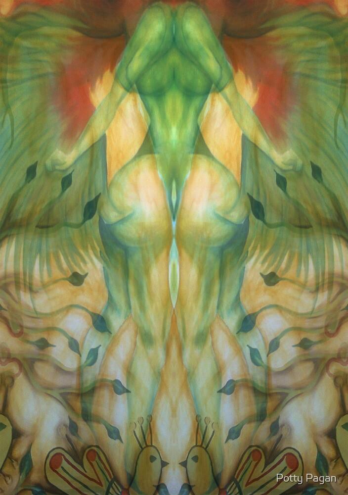 Conjuratio Spiritus by Antony Potts