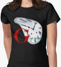 Game Theory - Distortion Women's Fitted T-Shirt