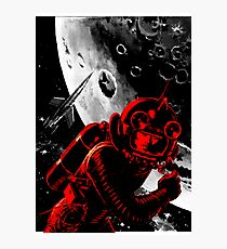 Reds in Space Photographic Print