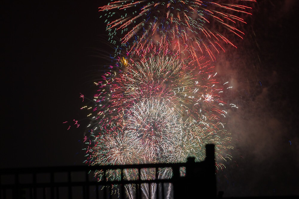 Fireworks by Dominic Perry