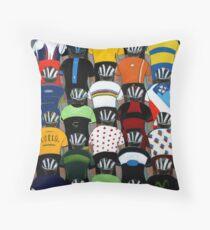 Maillots 2015 Throw Pillow