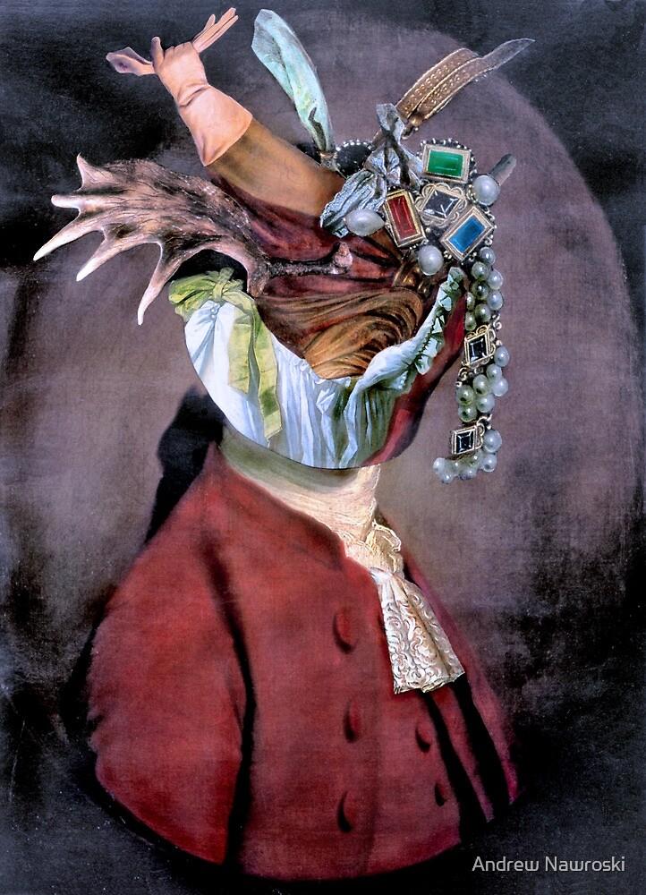 Jewel Thief (clr version.) by Andy Nawroski