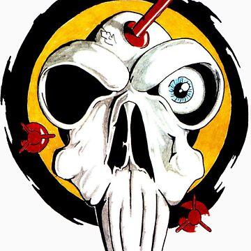 Killed skull by alaskas