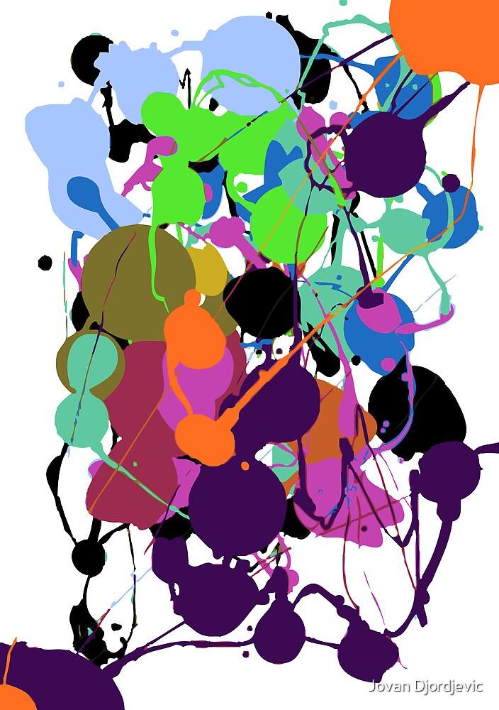 Pollock #1 by Jovan Djordjevic