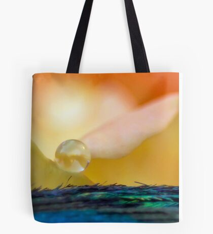 Angel of the Dawn Tote Bag