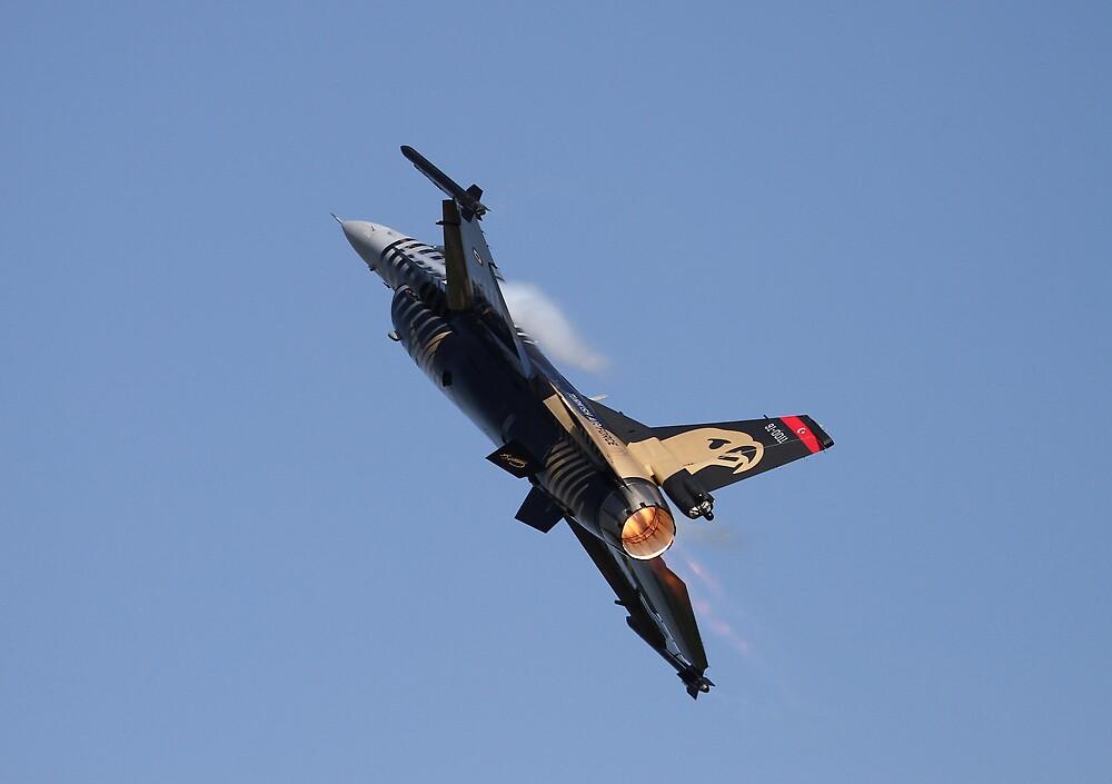 Turkish F16 Fighting Falcon by PhilEAF92