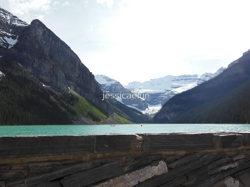 Carlton Lake - Alberta Canada by jessicaelyn
