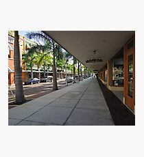 Downtown!  Photographic Print