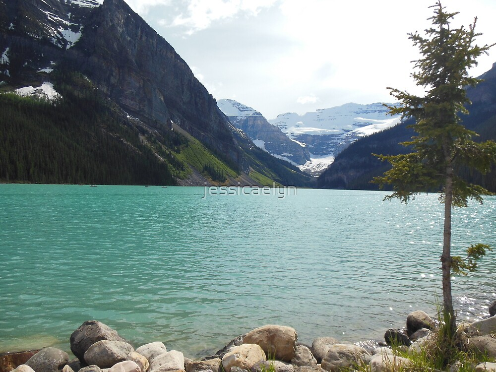 Carlton Lake - Alberta BC by jessicaelyn