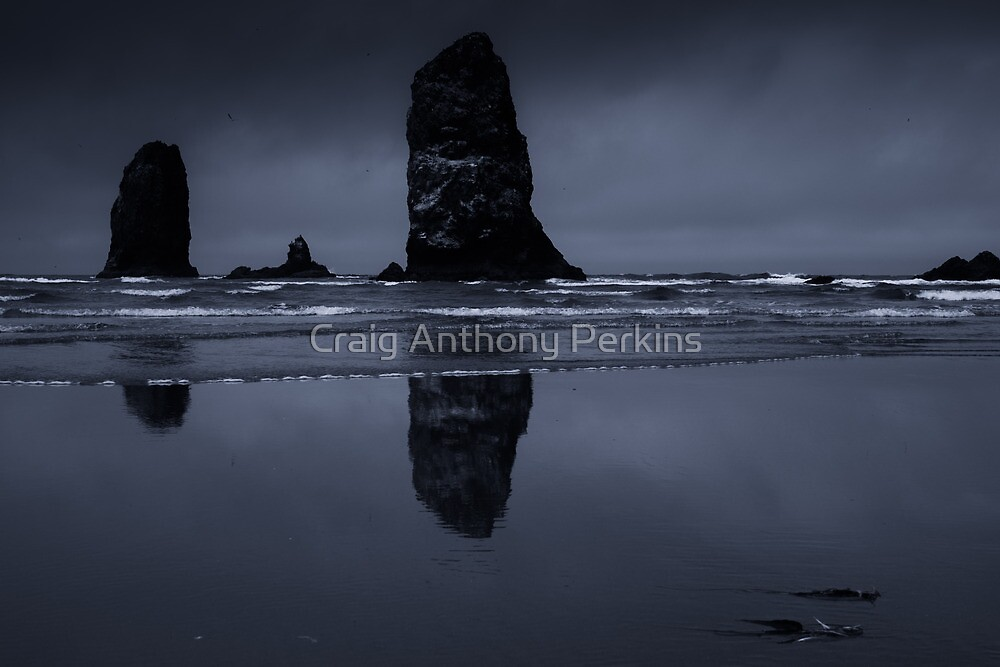 Cannon Beach #5 by Craig Anthony Perkins