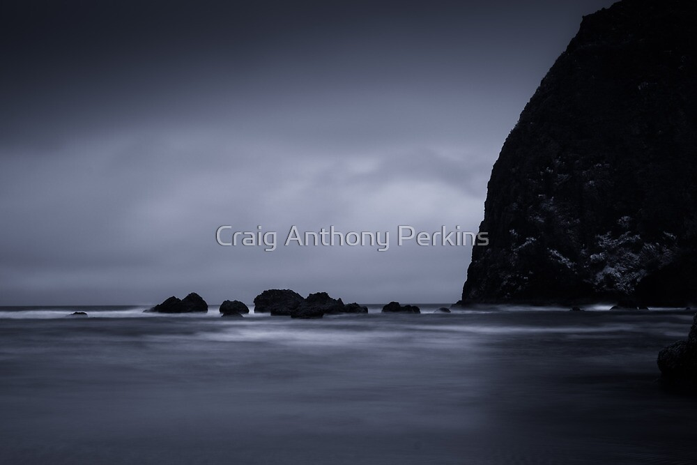 Cannon Beach #4 by Craig Anthony Perkins
