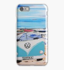 SURFIN 2 KOMBI iPhone Case/Skin