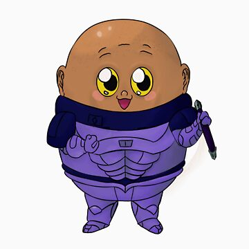 Kawaii Who Villains: Potato by FretfulFanatic