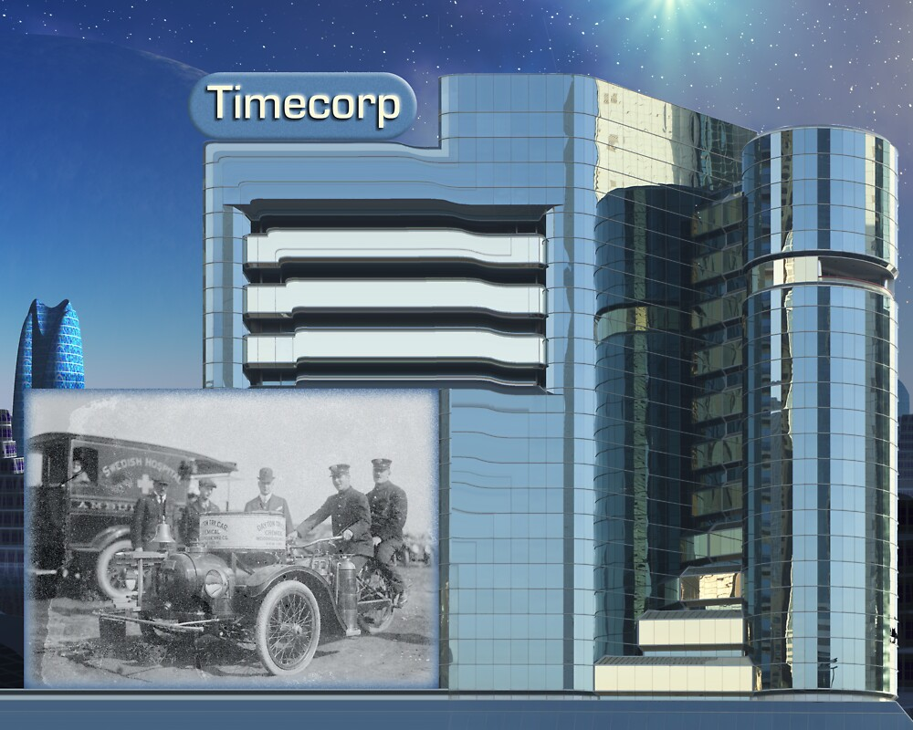 Timecorp by blacknight