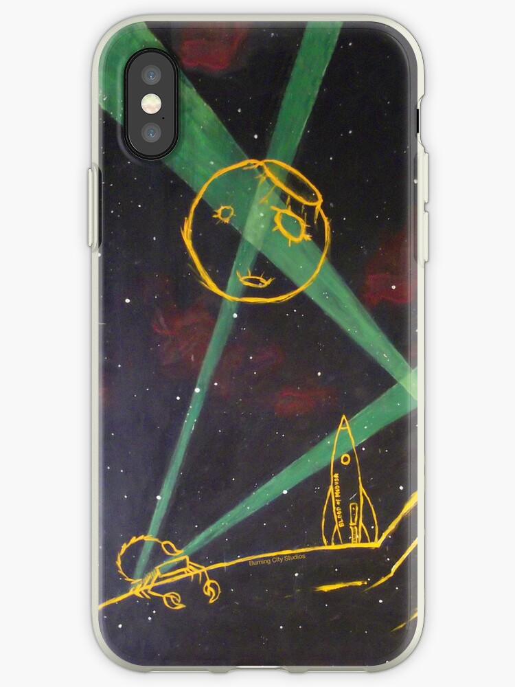 Orion (Edit) iPhone Case by BurningCity