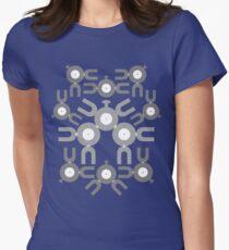 Magnet: Scheme Womens Fitted T-Shirt