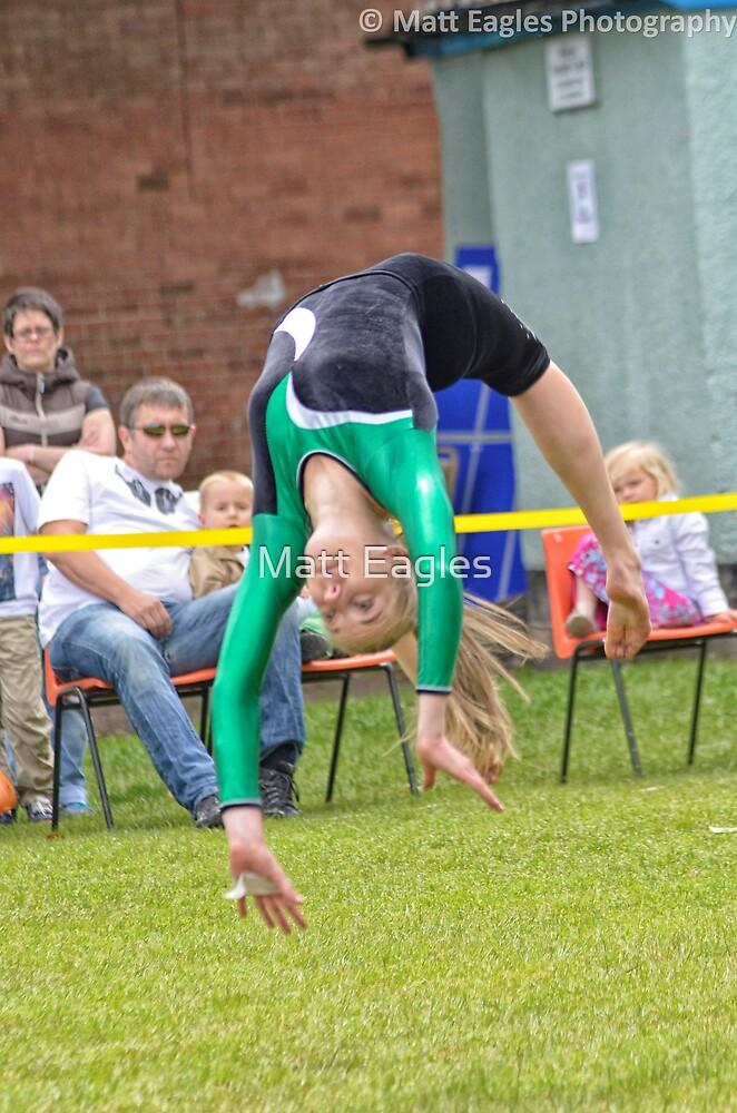 Hartford Gymnastics Display Team by Matt Eagles